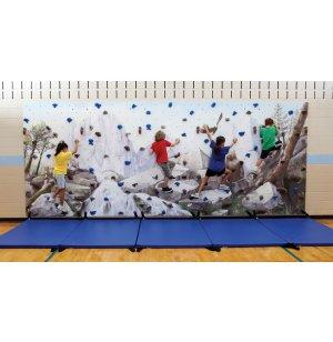 Everlast Standard Climbing Mural Wall Package