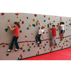 Climbing Wall Extension