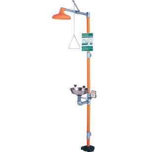 Eyewash/Shower Safety Station