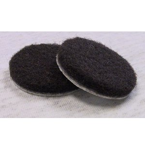 Heavy Duty Felt Furniture Pads - 1 1/2