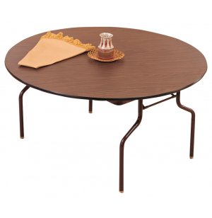 High Pressure Laminate Round Banquet Table