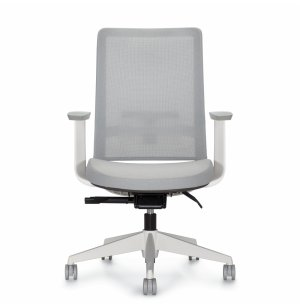 Factor Mesh High Back Office Chair w/ Arms Premium Colors