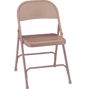 Budget All Steel Folding Chair