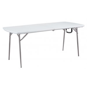 NPS Fold-in-Half Folding Banquet Table