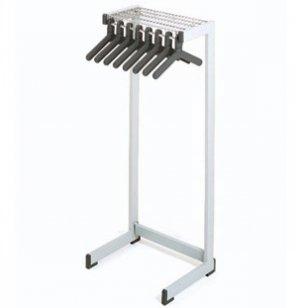 Metal Commercial Coat Rack