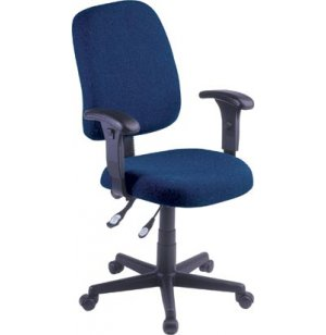 Task Office Chair w/Adjustable Arms