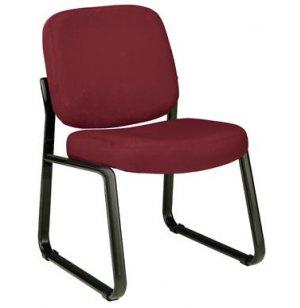 Richmond Reception Chair in Fabric