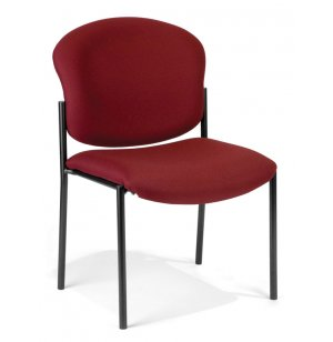 Contemporary Reception Chair without Arms
