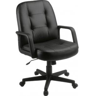 OFM Managerial Leather Office Chair