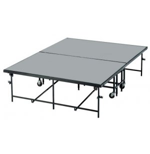 Polypropylene Surface Mobile Stage