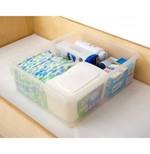 Storage Tubs for Serenity Changing Table