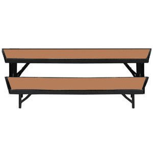 Tapered Riser with Hardboard Capacity 9-12