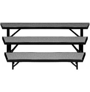 Tapered Riser with Carpet Capacity 12-16