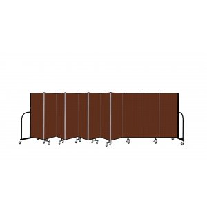 FREEstanding Portable Partition - 11 Panels