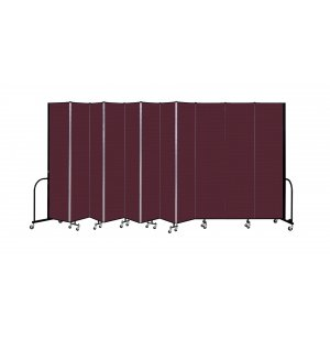 FREEstanding Portable Partitions- 11 Panels w/ Connector