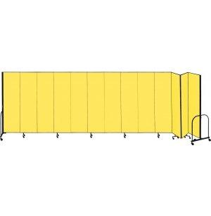 FREEstanding Portable Partition - 13 Panels