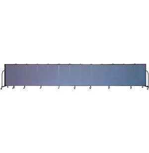 FREEstanding Portable Partition - 13 Panels