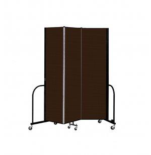 FREEstanding Portable Partition - 3 Panels