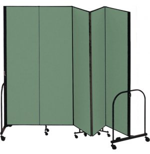 FREEstanding Portable Partition - 5 Panels