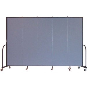 FREEstanding Portable Partitions - 5 Panels