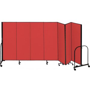 FREEstanding Portable Partition - 7 Panels