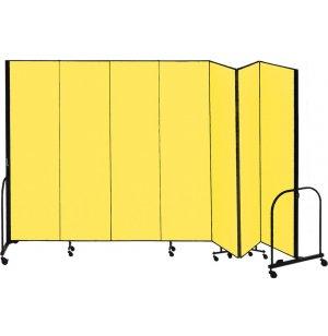 FREEstanding Portable Partition - 7 Panels