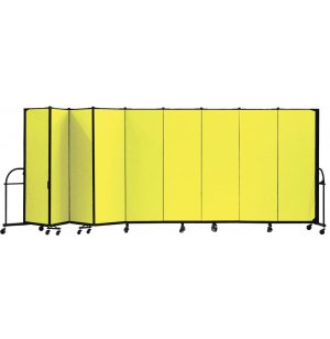 FREEstanding Portable Partition - 9 Panels