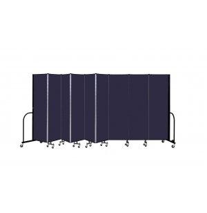 FREEstanding Portable Partition - 9 Panels