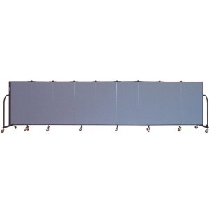 FREEstanding Portable Partition 9 Panels w/Connect