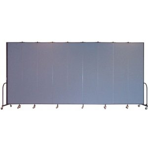 FREEstanding Portable Partitions - 9 Panels w/ Connector