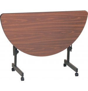 Hi-Pressure Laminate Flip Top Table