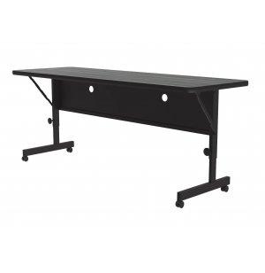High Pressure Laminate Flip Top Table