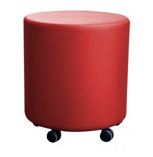 "Full Time Mobile Modular Soft Seating - Round, 20"" dia., Gr 2"