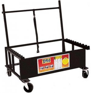 Tote Junior Capacity 7 Rectangular Tables