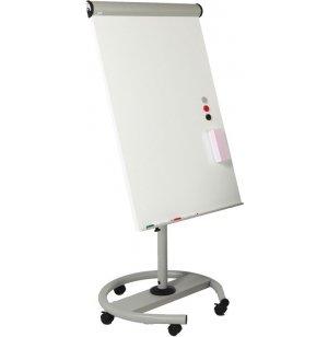 MiEN FYI Mobile Flip Chart Whiteboard Easel