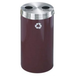 Recycle Can for Bottles and Cans