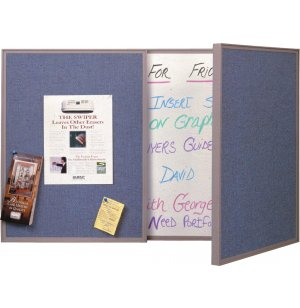 VisuALL Personal Tack-Whiteboard-Blue