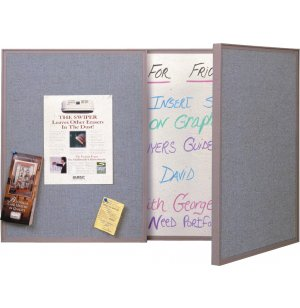 VisuALL Personal Tack-Whiteboard-Gray