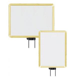 Contempo Sign Frame - Gold