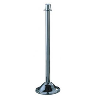 Bell Style Traditional Posts - Polished Chrome