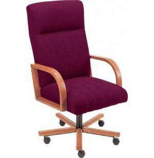 4100 Series High Back Exec Swivel Office Chair