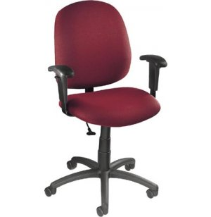 Goal Office Chair with Adjustable Arms