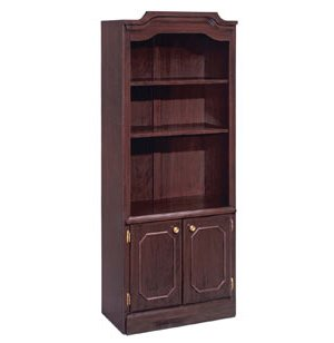 Governors Bookcase with Doors