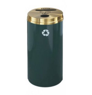 Recycle Can for Paper, Bottles and Cans