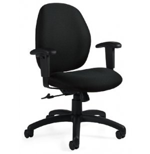 Graham Ergonomic Mid Back Office Chair