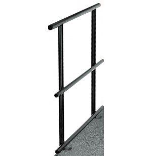 Guard Rail, 29 In. Long
