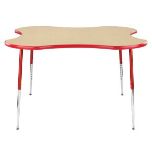 Prima Adjustable Clover Activity Table