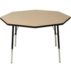 Prima Adjustable Octagon Activity Table