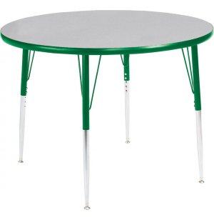 Prima Adjustable Round Activity Table