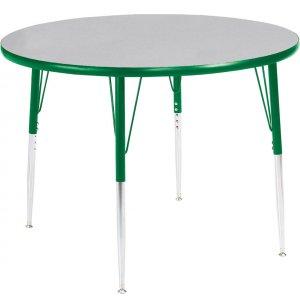Prima Adjustable Round Activity Table